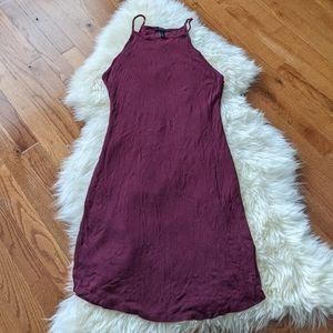 3/$40 Forever 21 midi ribbed tank dress